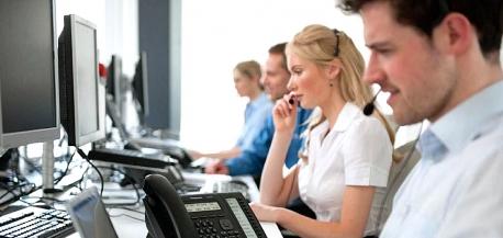 Řešení pro call centrum