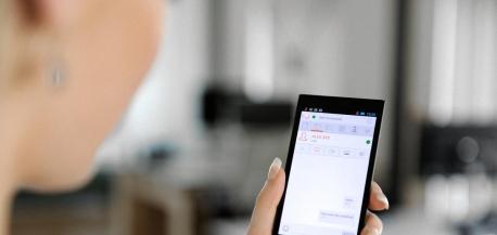 Oddělená Wi-Fi síť pro mobilní tisk