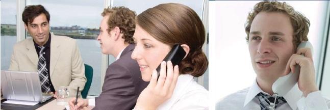Etiketa telefonování