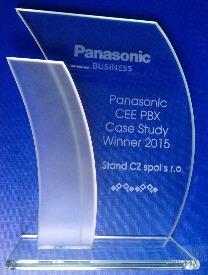 Panasonic Case Study Winner 2015