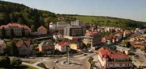 Metropolitní datová síť pro město Luhačovice