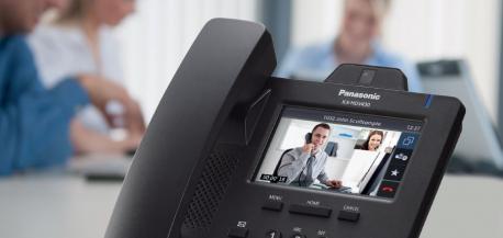 Stolní video komunikace