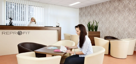 Pokročilá komunikace spacienty na klinice Reprofit