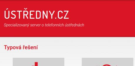 web ustredny.cz ikona