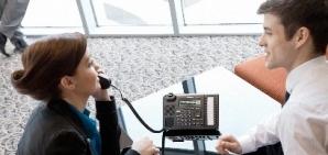 Garance telefonního provozu home office